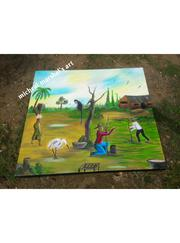 Canvas Painting | Building & Trades Services for sale in Rivers State, Port-Harcourt