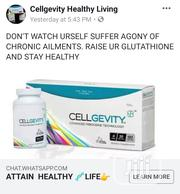 Cellgevity X 4bottles   Vitamins & Supplements for sale in Lagos State, Ikeja