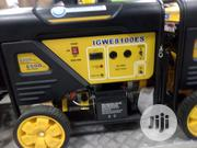 TEC Thermocool IGWE 8100ES Gasoline Generator | Electrical Equipments for sale in Lagos State, Ikorodu