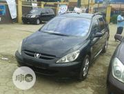 Peugeot 307 SW 2004 Black | Cars for sale in Lagos State, Isolo