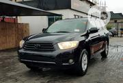 Toyota Highlander 2010 SE Black | Cars for sale in Lagos State, Lekki Phase 1