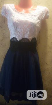 White And Blue Gown | Clothing for sale in Lagos State, Ikorodu