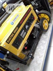HUSTLER MAX 3500 ES Thermocool Gasoline Generator. | Electrical Equipments for sale in Lagos State, Ikorodu