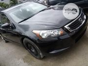 Honda Accord 2009 2.0 i-VTEC Black   Cars for sale in Rivers State, Port-Harcourt