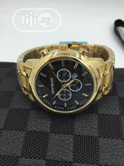 MONTBLANC Gold Chain Wrist Watch | Watches for sale in Lagos State, Lagos Island