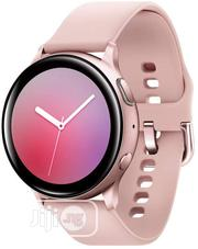 Samsung Galaxy Watch Active2 44MM - Pink Gold | Smart Watches & Trackers for sale in Lagos State, Lagos Island