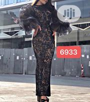 Sexy Ladies Long Black Dinner Gown | Clothing for sale in Lagos State, Gbagada