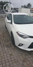 Toyota Corolla 2015 White | Cars for sale in Lekki Phase 1, Lagos State, Nigeria