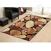 Nobel Stylish Stone Center Rug - 4ft X 6ft | Home Accessories for sale in Lagos State, Ikeja