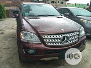 Mercedes-Benz M Class 2008 Red | Cars for sale in Lagos State, Amuwo-Odofin