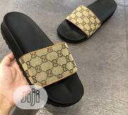 Gucci Men'S Caterpillar Sole Slide | Shoes for sale in Lagos State, Ikeja