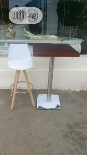 Strong Barstools Wooden Leg And Iron Leg | Furniture for sale in Lagos State, Ojo