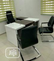 Complete Set of Office With Quality Chairs and Table | Furniture for sale in Lagos State, Ojo