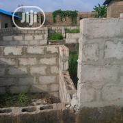 3bedroom Self Contain And 2 Bedroom Flat Un-completedhalf Plot Of Land | Land & Plots For Sale for sale in Ogun State, Ifo