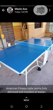 Outdoor Table Tennis American Fitness | Sports Equipment for sale in Osun State, Iwo