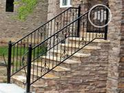 Designed Step Case Handrail | Building Materials for sale in Rivers State, Port-Harcourt