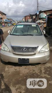 Lexus RX 2007 Gold | Cars for sale in Lagos State, Mushin