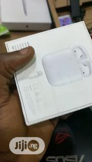 Apple Airpod 2 Wireless Ear Piece | Headphones for sale in Lagos State, Lagos Mainland