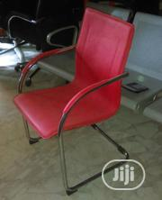 Office Chair Red Colour   Furniture for sale in Lagos State, Lekki Phase 1