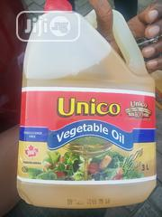 Unico Vegetable Oil 3 Litres | Meals & Drinks for sale in Lagos State, Lagos Mainland