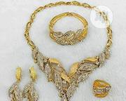 Stunning Gold Plated Custume Jewelry | Jewelry for sale in Lagos State, Ikeja
