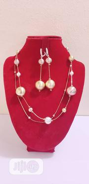 Stunning Vienous Set With Balls | Jewelry for sale in Lagos State, Ikeja