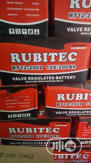200ah 22v Solar Battery | Solar Energy for sale in Lagos State, Oshodi-Isolo