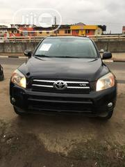 Toyota RAV4 Limited V6 4x4 2008 Black | Cars for sale in Lagos State, Surulere