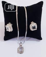 Stunning Simple Silver Set | Jewelry for sale in Lagos State, Ikeja