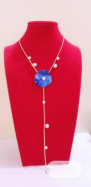Exquisite Shirt Chain With Blue Rose | Jewelry for sale in Lagos State, Ikeja