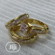 Gold Wedding Ring Set | Wedding Wear for sale in Abuja (FCT) State, Dutse-Alhaji