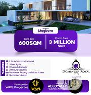 Land For Sale In Olowofela Magboro | Land & Plots For Sale for sale in Ogun State, Obafemi-Owode