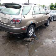 Lexus RX 2003 Gold   Cars for sale in Lagos State, Apapa