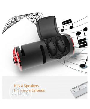 Wireless Bluetooth Earbuds With Charging Box&Power-bank