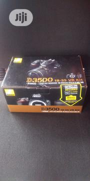 Nikon D3500 + 18 - 55mm Lens | Photo & Video Cameras for sale in Lagos State, Lagos Island