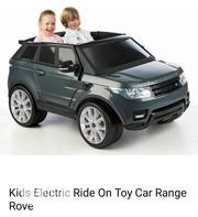 Rang Rover Sports Toy Car For Children, With Charger And Battery | Toys for sale in Lagos State, Lagos Island