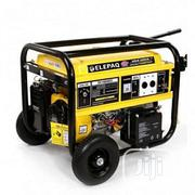 Elepaq Constant 4.5KVA Key Start Generator 100% Copper - | Electrical Equipments for sale in Lagos State, Ojo