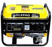 Elepaq SV2200 1.3KVA Manual Start Generator - Yellow | Electrical Equipments for sale in Lagos State, Ojo