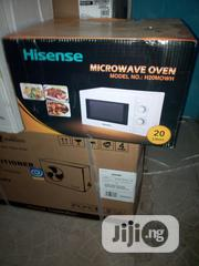 Hisense Microwave 20mowh (White) | Kitchen Appliances for sale in Lagos State, Ojo