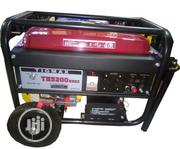 Tigmax 4.5KVA With Key Start Generator TG5200E2 100% Copper | Electrical Equipments for sale in Lagos State, Ojo