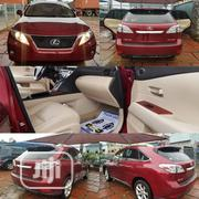 Lexus RX 2010 350 Red | Cars for sale in Lagos State, Lagos Mainland