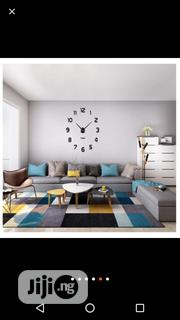 HD Acrylic Wall Clock | Home Accessories for sale in Lagos State, Agboyi/Ketu