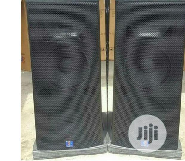 NEW Sound Prince SP 137 Double Speakers