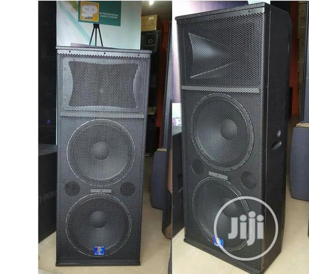 NEW Sound Prince SP 219 Double Speakers