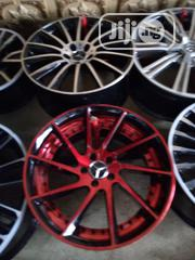 20 Inch Alloyed Rim For Mercedes-benz Formatic   Vehicle Parts & Accessories for sale in Lagos State, Mushin