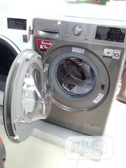Silver 7KG LG Washing Machine | Home Appliances for sale in Lagos State, Ikorodu