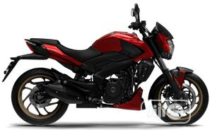 New Bajaj 2019 Red