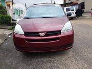 Toyota Sienna XLE 2005 Red | Cars for sale in Lagos State, Lagos Mainland