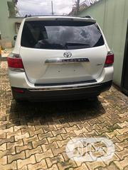 Toyota Highlander Limited 2012 White | Cars for sale in Lagos State, Magodo