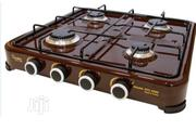 Nulec 4-Burner Table-Top Gas Cooker | Kitchen Appliances for sale in Lagos State, Lekki Phase 1